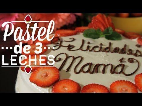 Pastel de 3 Leches - YouTube ¿Alguna vez has horneado un pastel para Mamá? #CocinaFresca es presentada por Walmart ¡Suscríbete!