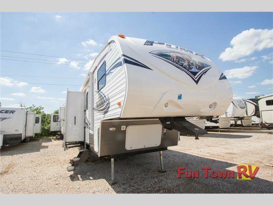 Used 2014 Palomino Puma 281-RBKS Fifth Wheel at Fun Town RV | Wharton , TX | #400507A
