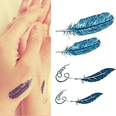 25 best ideas about feather pen tattoo on pinterest spine quote tattoos good tattoo ideas. Black Bedroom Furniture Sets. Home Design Ideas