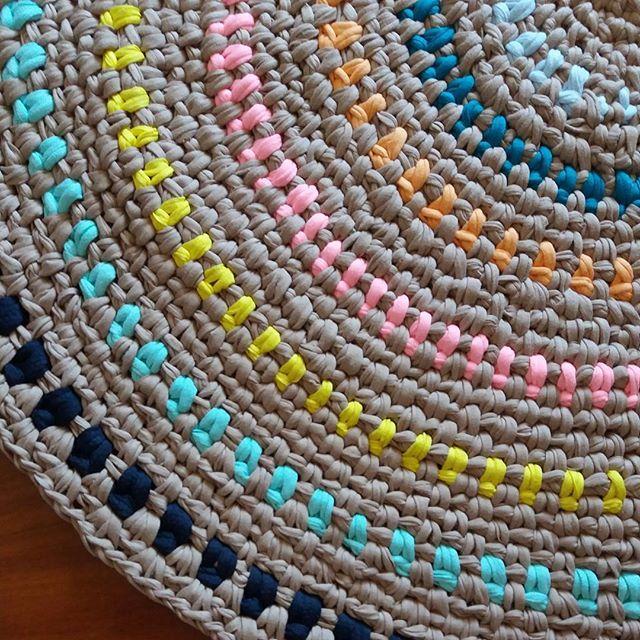 how to make a diy locker rug