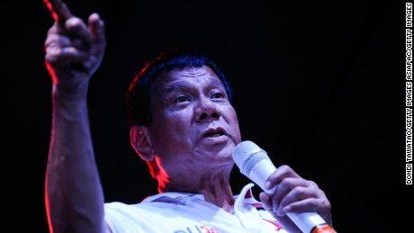Philippines President Rodrigo Duterte insults US ambassador - CNNPolitics.com