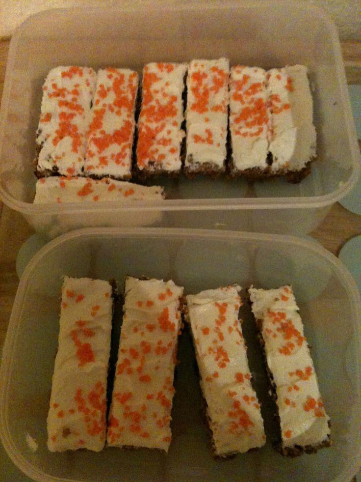 Slimming World Carrot Cake