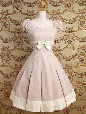 Mary Magdalene Cordelia Puff Sleeved OP Glitter Pink