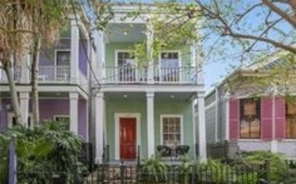 Lower Garden District New Orleans La Homes For Sale The