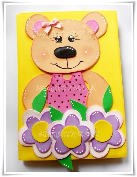 Caderno Ursa na Chuva