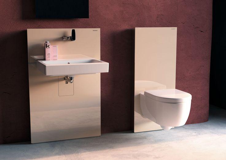 Banyonuzda ağır tadilat işlemi yürütmeksizin kolaylıkla monte edilebilen rezervuar ve lavabo sistemi Geberit Monolith, fonksiyonel kullanımı, şık dizaynı ve kullandığı teknolojik altyapısı ile kullanıcılarını kendine hayran bırakıyor.