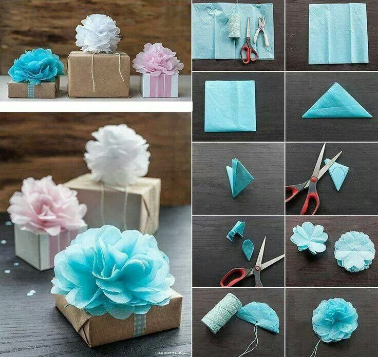 Wedding Gift Wrapping Ideas : Gift wrapping