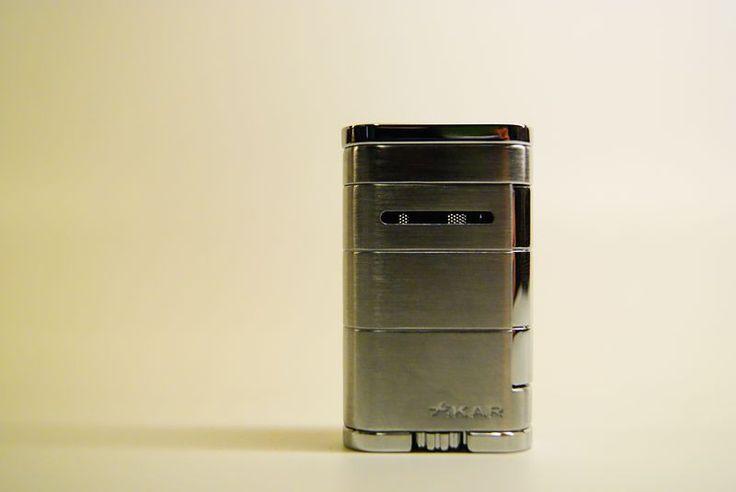 Accendini Jet Flame : Accendino jet flame xikar the Allume silver - Tabaccheria Sansone - Pipe Tabacco Sigari - Accessori per fumatori