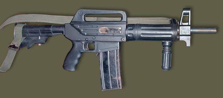 Помповое ружье SAS-12