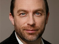 """5 Minutes With a Visionary: Jimmy Wales. As part of CNBC's """"20 Under 20: Transforming Tomorrow"""" TV documentary, we interviewed thought leaders and visionaries who have paved the way for the next generation of entrepreneurs. In a series of Q called """"5 Minutes with a Visionary,"""" we discover what has shaped and molded the careers of these innovators. Gregory Saperstein speaks with Wikipedia founder Jimmy Wales."""