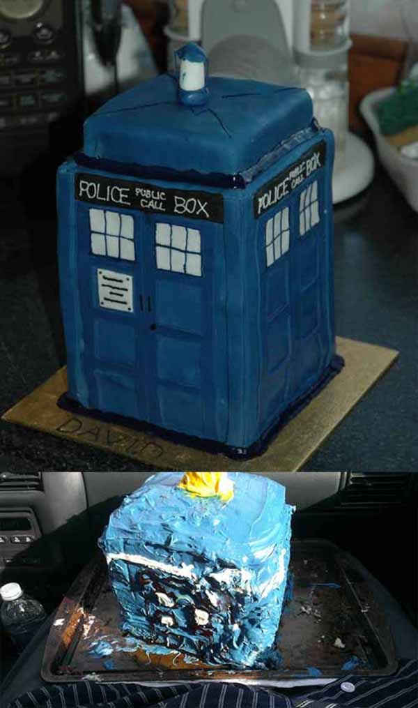 I Saw It On Pinterest So I Did It Myself... And NAILED It! 20 Hilarious Pinterest Baking Fails