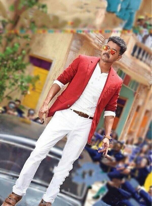 Vijay In #theri #costume&styling #komalshahani