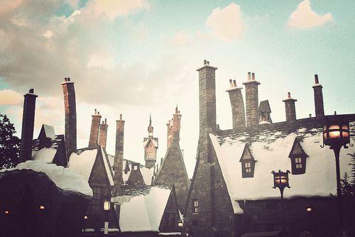 Hogsmeade, Scotland, UKStories Book, My Sons, Winter Photography, Harrypotter, Butter Beer, Winter Wonderland, Harry Potter, Fairies Tales, Winter House