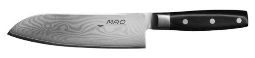 Mac Knife Damascus Santoku Knife 7Inch >>> Click on the image for additional details.