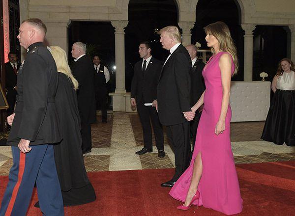 Photos of Donald Trump's wife, Melania Trump