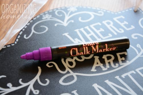 Chalk Marker Review - See how different brands work and what's good and not so good about them.