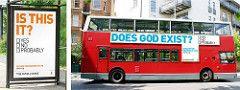 ¿Qué sucederá esta Pascua en Londres?. Tomo la noticia de religión en libertad: Los autobuses llevarán frases Bíblicas. ¿Consentirán los grupos de la oposición este desparpajo evangélico?. ¿Se ofen…