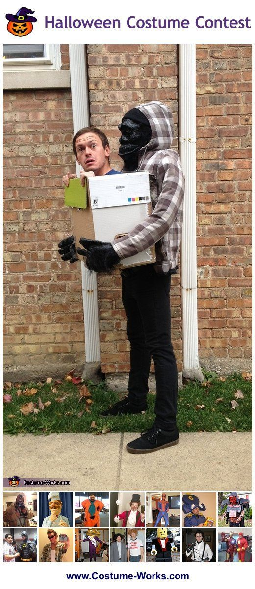 Homemade Costumes for Men - a lot of DIY costume ideas!: