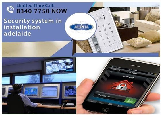 Look no further for security system services we at alpha for Look security systems