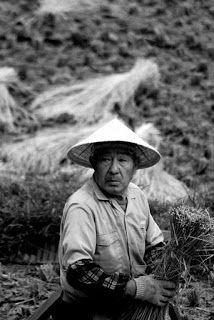 PHOTO: Giappone - L'ultimo contadino ... samurai