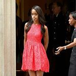 Malia Ann Obama, Frist Daughter