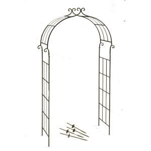 exquisite home depot garden arch. D Candy Cane Arch with Spikes  Powder Coated Finish 46 best Trellis ideas images on Pinterest Wrought iron Garden
