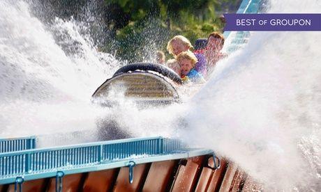 Freizeit- & Ferienpark Slagharen 2-4 Nächte in einem Cowboy Cottage inkl. Freizeitpark-Eintritt und Aqua Mexicana  28 Bewertungen  AB  189 €  Kaufen!  ORIGINAL-RABATT-DU SPARST  239 €21%50 €