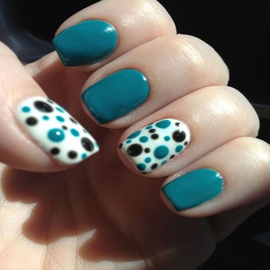 30 Classy Nail Designs for Short Nails - London Beep #classy #naildesign #shortnails