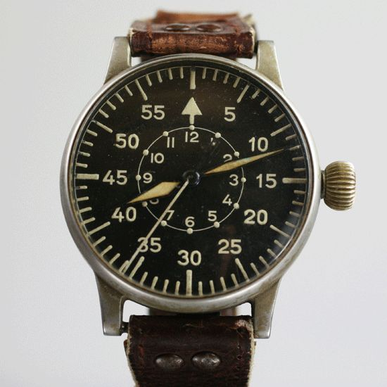 a.lange & söhne military watch
