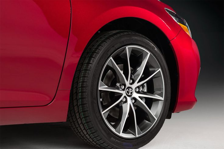 New Release Toyota Camry 2015 Review Front Wheels View Model