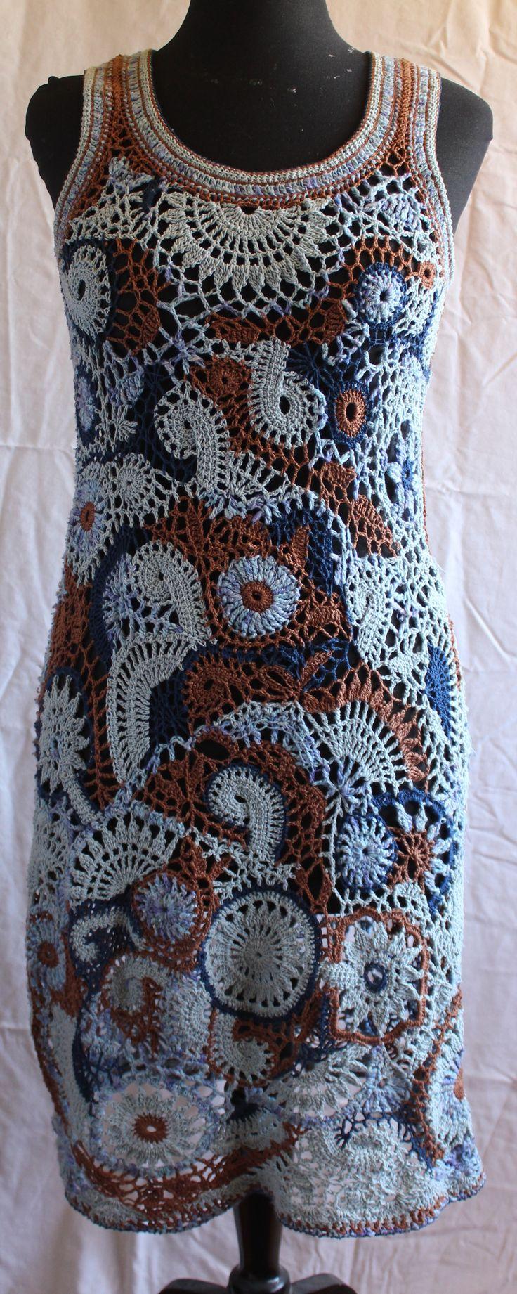 crochet libre y colorido