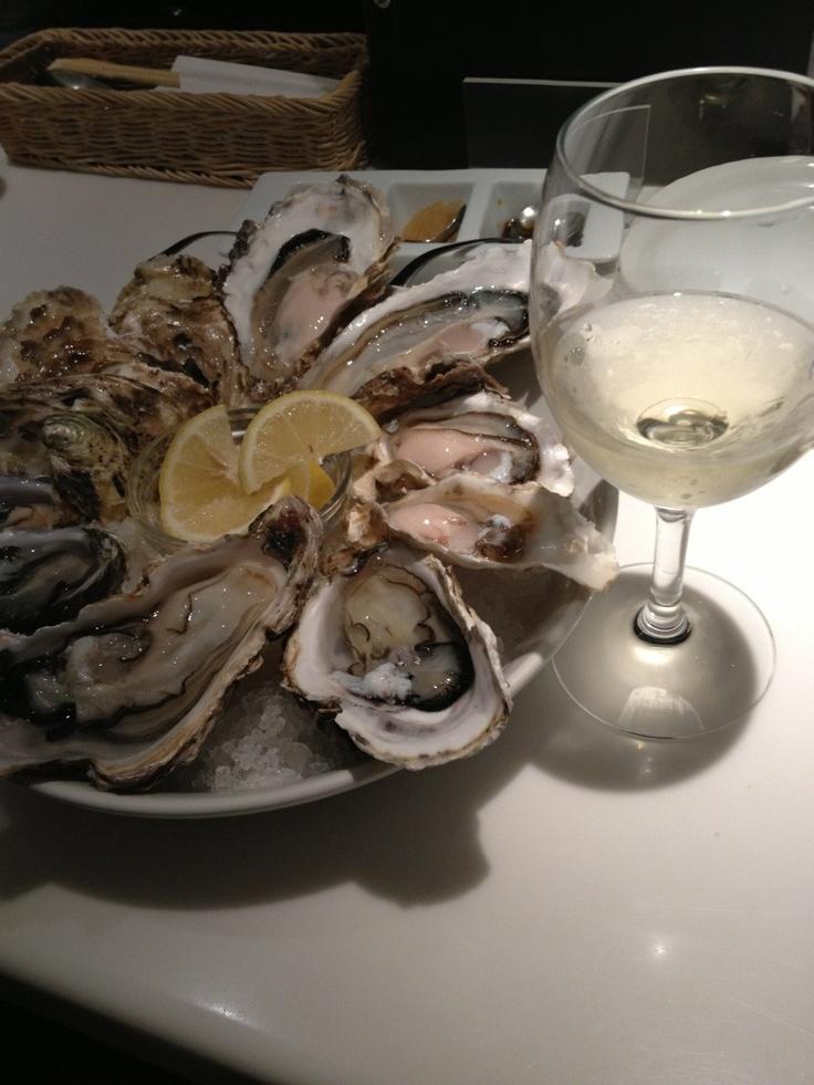 oyster  in  Yokohama