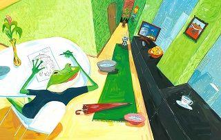 夏だ!だるまだ!まねきねこだ!! 高畠那生のなつやすみ展 | 武蔵野市立吉祥寺美術館