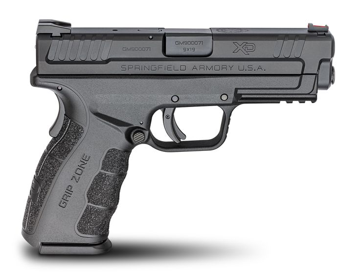 "The XD® Mod.2™ is now available in a 4"" Service Model. The 4"" Service Model is a slim and ergonomic pistol that packs even more amazing capacity. Featuring the GripZone®, the XD® Mod.2™ Service Model is ready for duty, a day at the range and even concealed carry. With high visibility low-profile sights and a …"