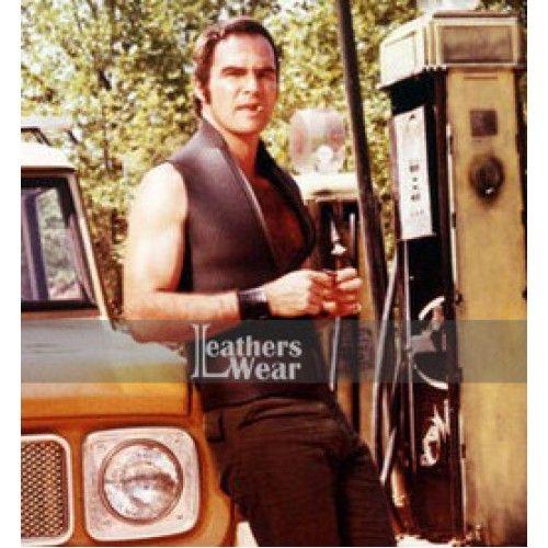 Deliverance Burt Reynolds (Lewis Medlock) Leather Vest #DeliveranceVest #BurtReynolds Vest #LewisMedlockVest #LeatherVest