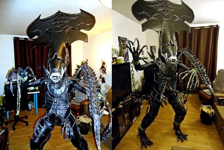 Xenomorph Queen - Cosplay preview by CosplayQuest ...
