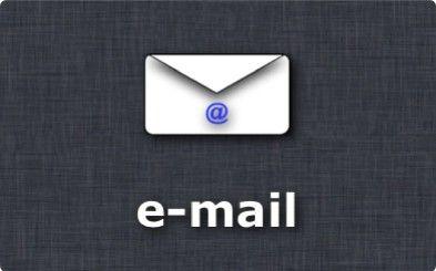 Botón email
