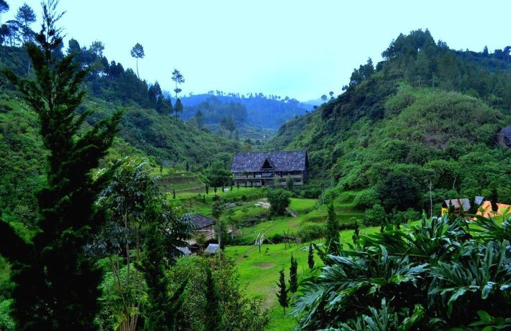Tempat Wisata Populer di Lembang bandung lembah nurul fiqry -grand-spinach