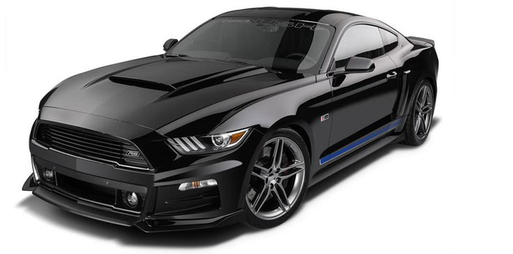 2015 Roush Mustang Odhalit - Motorward