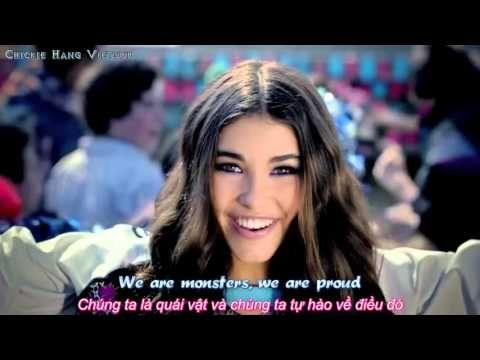 [Lyrics+Vietsub]We Are Monster High (Monster High) - Madison Beer