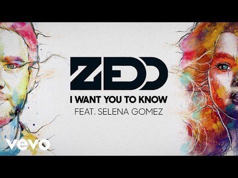 Zedd - I Want You To Know (Audio) ft. Selena Gomez - YouTube