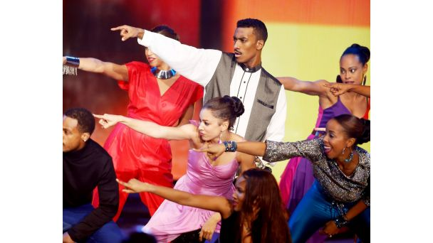 Soul Train Awards 2012:  Show Highlights | Bust a Move