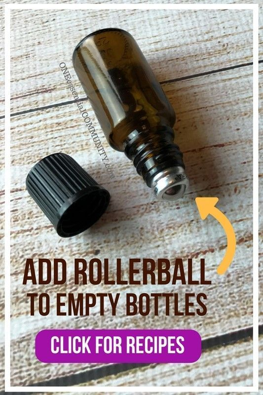 Using a roller ball insert like this it�s really easyto turn your empty (or almost empty) essential oil bottles into roller bottles.  click for roller bottle Immune Booster, Tummy Tamer, Muscle Soother, Owie Stick, Anti-itch Stick, Seasonal Stick, Tensio