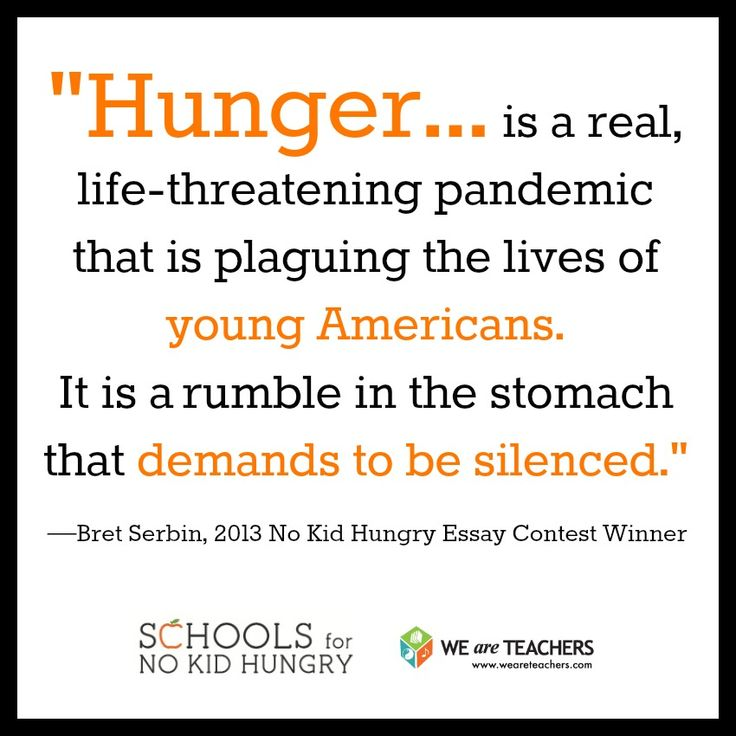 ending childhood hunger in the united Learn the sobering facts about child hunger and poverty around the world hunger facts all donations in the united states are tax-deductible in full.