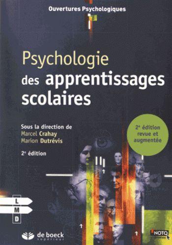 Psychologie des apprentissages scolaires 2e édition  http://cataloguescd.univ-poitiers.fr/masc/Integration/EXPLOITATION/statique/recherchesimple.asp?id=188928561