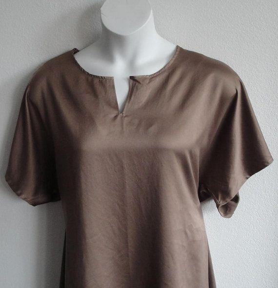 XL & 3X Post Surgery Gown  Shoulder Breast door ShoulderShirts