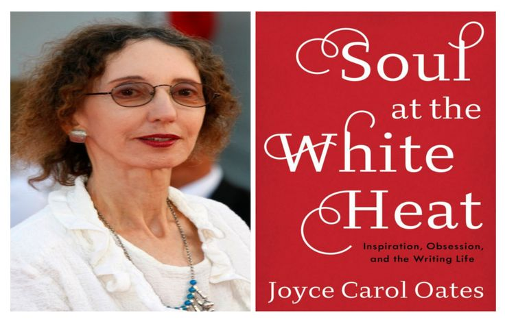 #JoyceCarolOates #latest #collection of #essays, #SoulattheWhiteHeat, is a #welcome treat from the iconic #American #writer. While #Oates is known for releasing a new work of #fiction each year. #SoulattheWhiteHeat proves itself to be a kind of #roadmap to the #capacious, #mercurial #Oates. It #explores the #subjects that provoke her, and why she chooses to write across #varied genres and #forms.