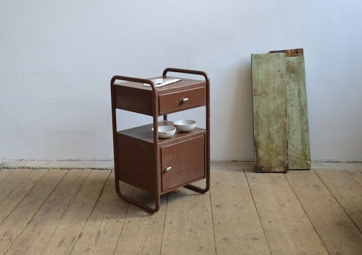 Brown bedside | artKRAFT Furniture&Design