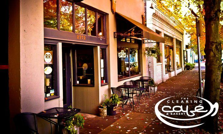2772 nw thurman st portland or 97210 quaint coffee shop for Authentic thai cuisine portland or
