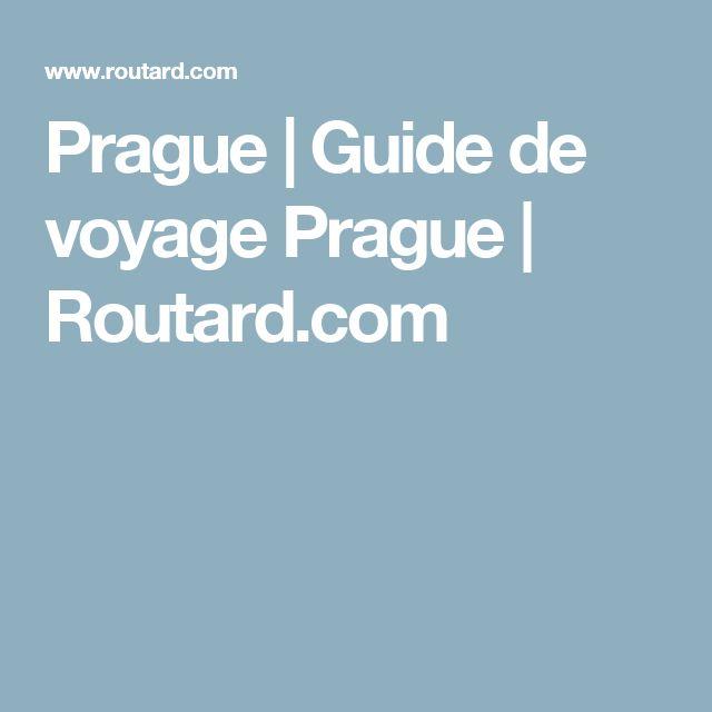 Prague | Guide de voyage Prague | Routard.com